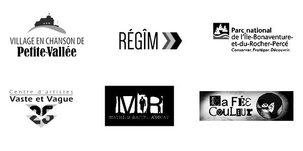 Logos de la tournée